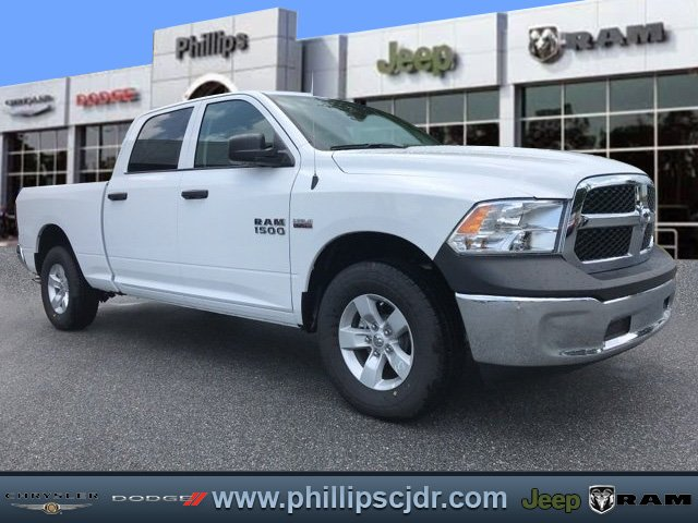 2018 Ram 1500 Crew Cab 4x4,  Pickup #181172 - photo 1