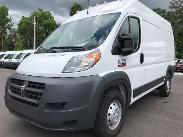 2018 ProMaster 1500 High Roof FWD,  Empty Cargo Van #181204 - photo 11