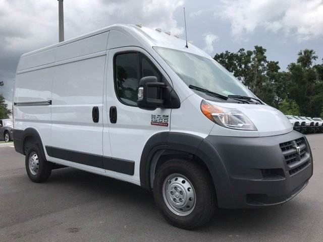 2018 ProMaster 1500 High Roof FWD,  Empty Cargo Van #181204 - photo 5