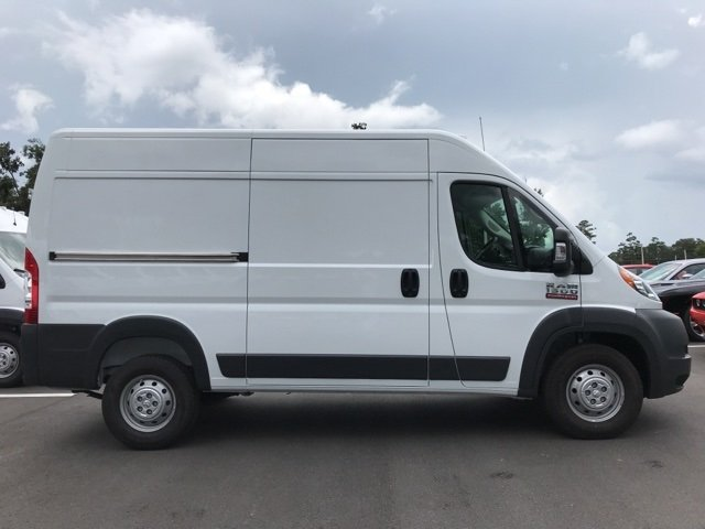 2018 ProMaster 1500 High Roof FWD,  Empty Cargo Van #181204 - photo 6