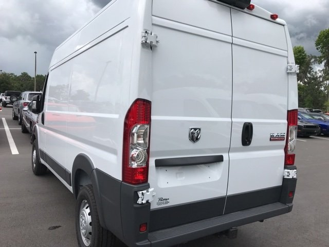 2018 ProMaster 1500 High Roof FWD,  Empty Cargo Van #181204 - photo 9