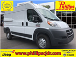2018 ProMaster 1500 High Roof FWD,  Empty Cargo Van #181204 - photo 1