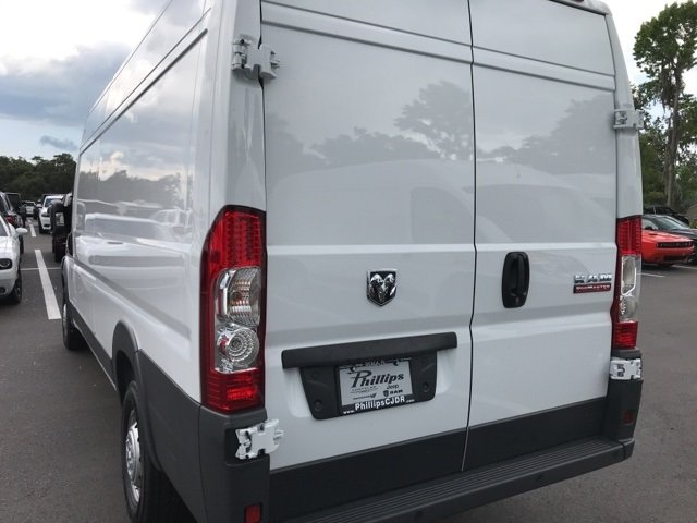 2018 ProMaster 3500 High Roof FWD,  Empty Cargo Van #181206 - photo 9