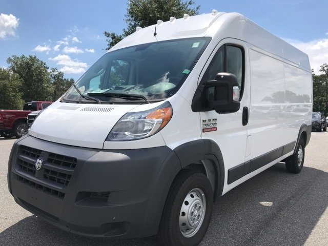 2018 ProMaster 2500 High Roof FWD,  Empty Cargo Van #181215 - photo 11