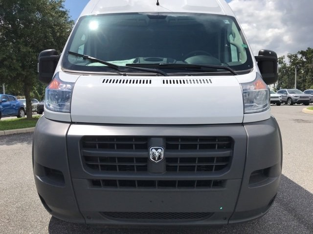 2018 ProMaster 2500 High Roof FWD,  Empty Cargo Van #181215 - photo 12