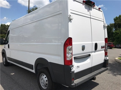 2018 ProMaster 2500 High Roof FWD,  Empty Cargo Van #181215 - photo 9