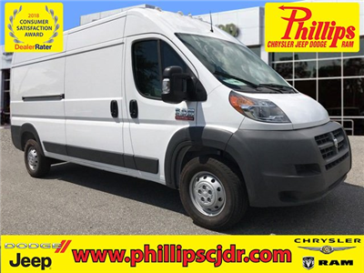 2018 ProMaster 2500 High Roof FWD,  Empty Cargo Van #181215 - photo 1