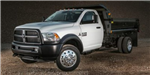 2018 Ram 5500 Regular Cab DRW 4x4,  Cab Chassis #181229 - photo 1