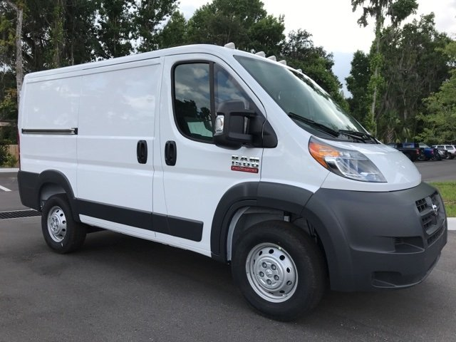 2018 ProMaster 1500 Standard Roof FWD,  Empty Cargo Van #181232 - photo 6
