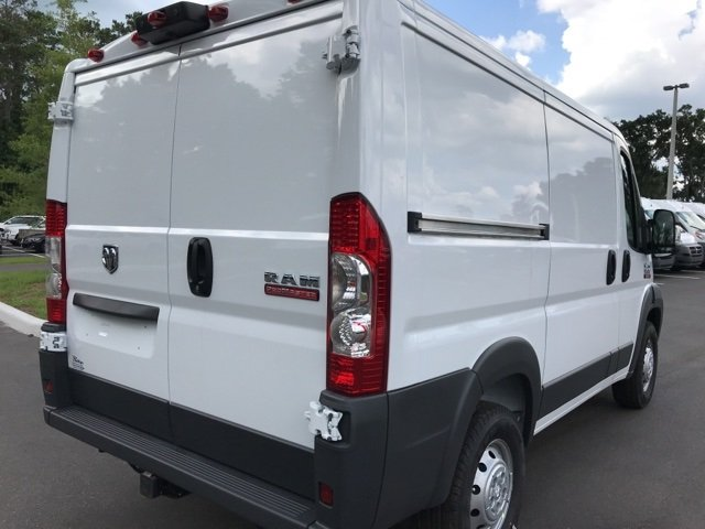 2018 ProMaster 1500 Standard Roof FWD,  Empty Cargo Van #181232 - photo 8