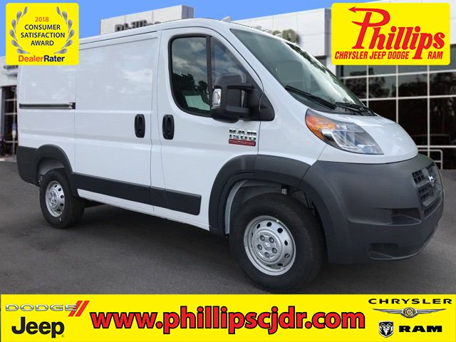 2018 ProMaster 1500 Standard Roof FWD,  Empty Cargo Van #181232 - photo 1