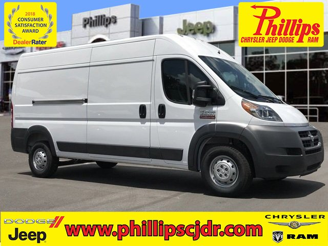 2018 ProMaster 2500 High Roof FWD,  Empty Cargo Van #181408 - photo 1