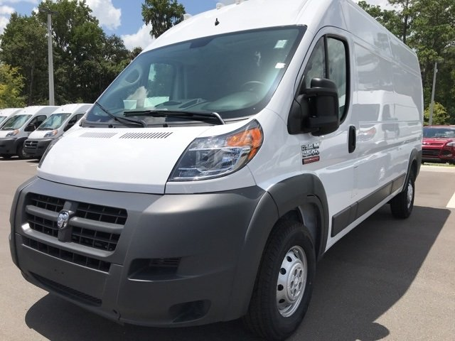 2018 ProMaster 2500 High Roof FWD,  Empty Cargo Van #181408 - photo 12