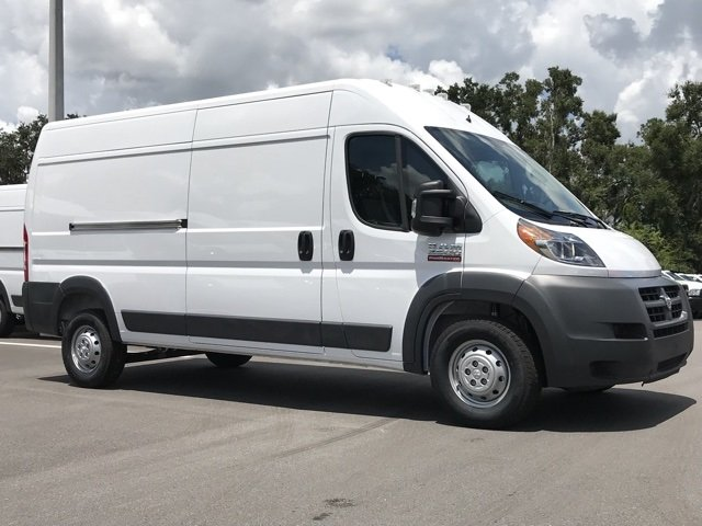 2018 ProMaster 2500 High Roof FWD,  Empty Cargo Van #181408 - photo 6