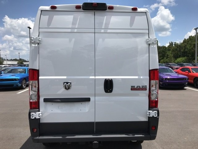 2018 ProMaster 2500 High Roof FWD,  Empty Cargo Van #181408 - photo 9