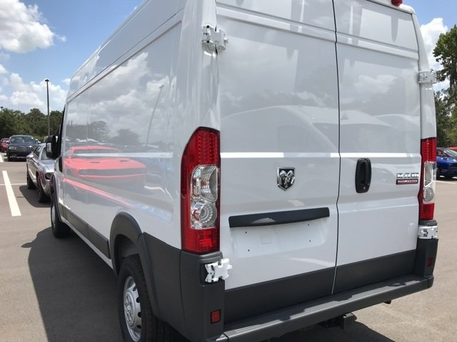 2018 ProMaster 2500 High Roof FWD,  Empty Cargo Van #181408 - photo 10