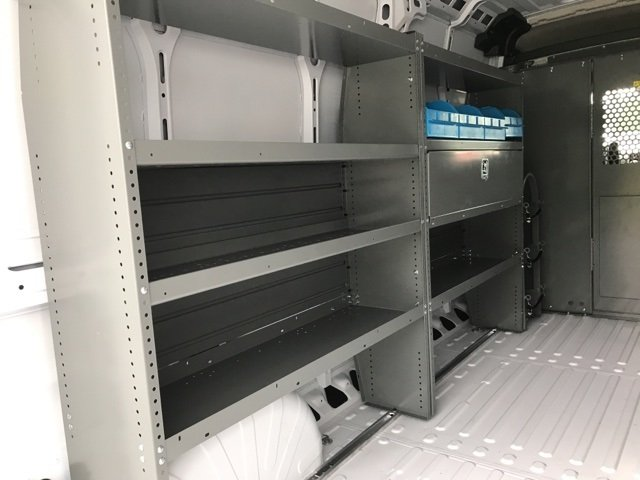 2018 ProMaster 2500 High Roof FWD,  Upfitted Cargo Van #181442 - photo 16
