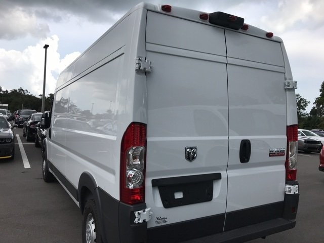 2018 ProMaster 2500 High Roof FWD,  Upfitted Cargo Van #181442 - photo 9