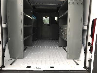 2018 ProMaster 2500 High Roof FWD,  Upfitted Cargo Van #181442 - photo 2