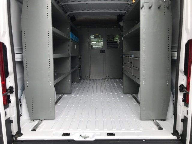 2018 ProMaster 2500 High Roof FWD,  Adrian Steel Upfitted Cargo Van #181444 - photo 2