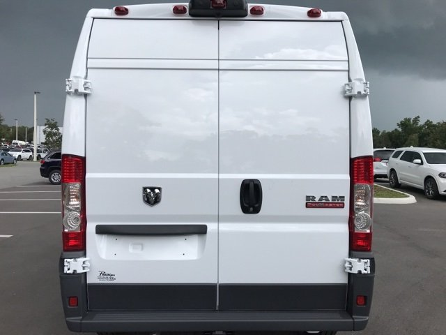 2018 ProMaster 2500 High Roof FWD,  Adrian Steel Upfitted Cargo Van #181444 - photo 8