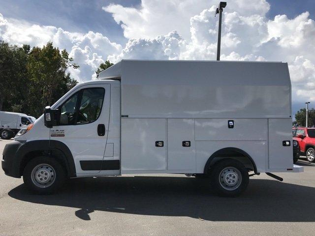2018 ProMaster 3500 Standard Roof FWD,  Knapheide Service Utility Van #181507 - photo 10