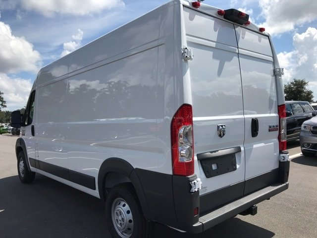 2018 ProMaster 2500 High Roof FWD,  Empty Cargo Van #181524 - photo 9