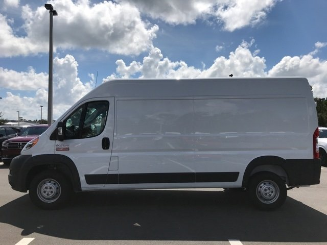 2018 ProMaster 2500 High Roof FWD,  Empty Cargo Van #181524 - photo 10