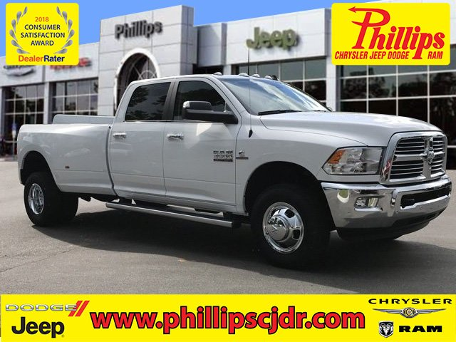 2018 Ram 3500 Crew Cab DRW 4x4,  Pickup #181539 - photo 1