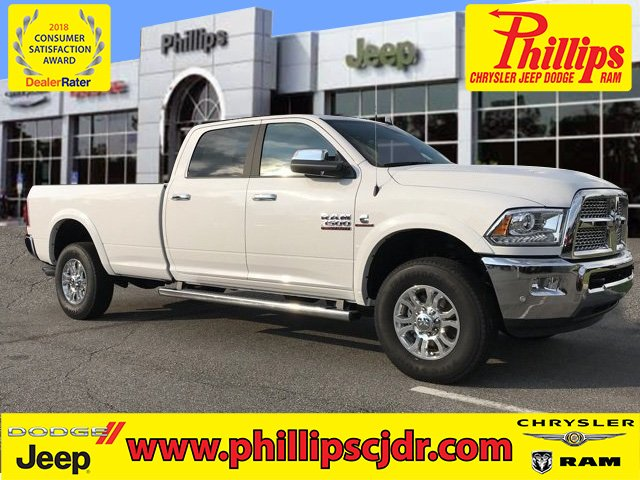 2018 Ram 3500 Crew Cab 4x4,  Pickup #181556 - photo 1