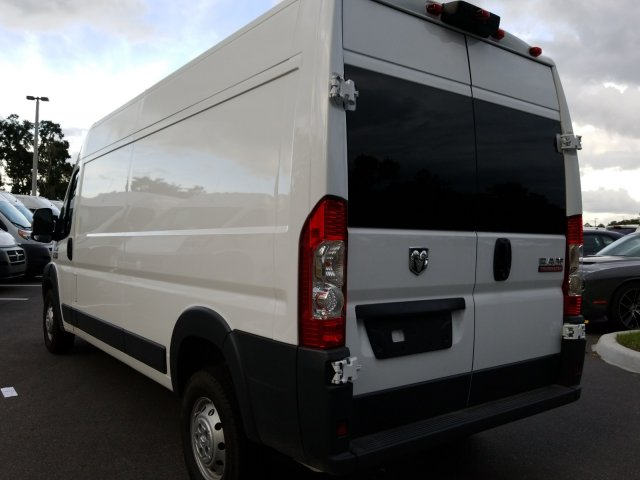 2018 ProMaster 2500 High Roof FWD,  Empty Cargo Van #181624 - photo 6