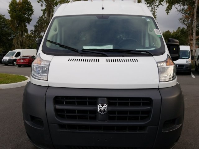 2018 ProMaster 2500 High Roof FWD,  Empty Cargo Van #181624 - photo 9