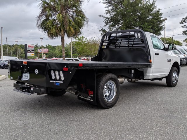 2018 Ram 3500 Regular Cab DRW 4x4,  Cab Chassis #181630 - photo 4