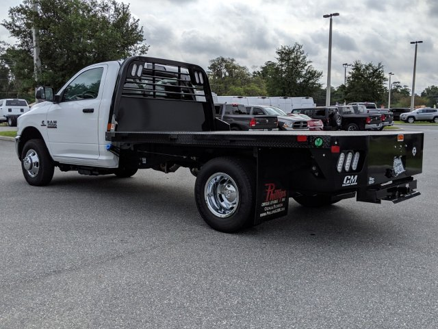 2018 Ram 3500 Regular Cab DRW 4x4,  Cab Chassis #181630 - photo 5
