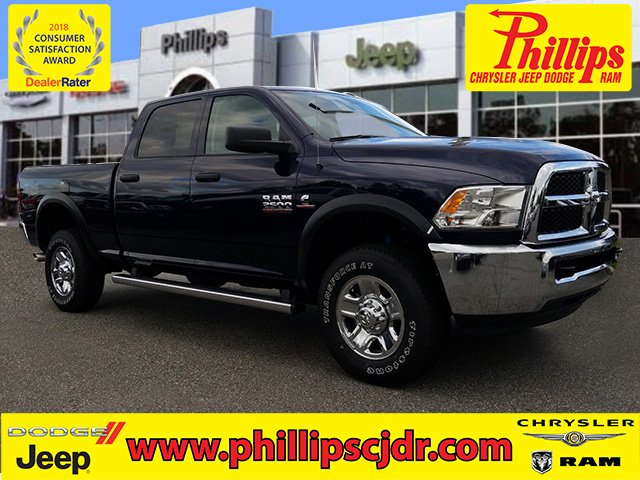 2018 Ram 2500 Crew Cab 4x4,  Pickup #181640 - photo 1