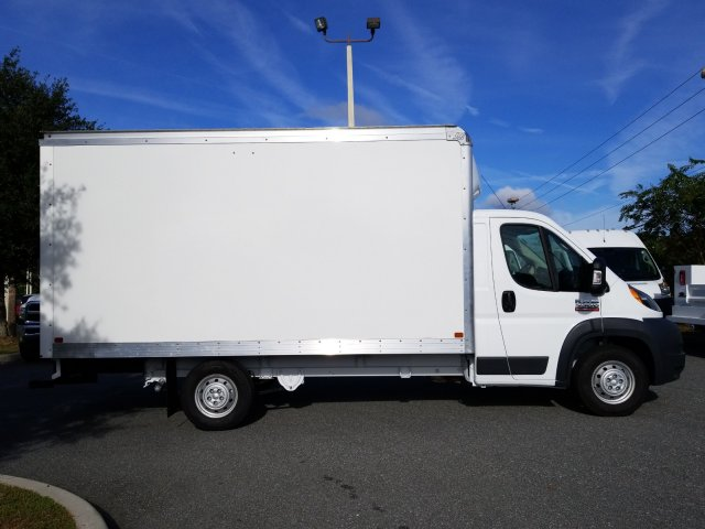2018 ProMaster 3500 Standard Roof FWD,  J&B Truck Body Cutaway Van #181660 - photo 3