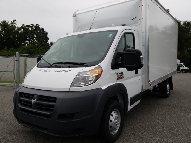 2018 ProMaster 3500 Standard Roof FWD,  J&B Truck Body Cutaway Van #181661 - photo 7