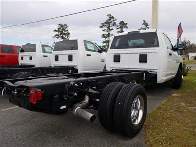 2018 Ram 3500 Regular Cab DRW 4x4,  Cab Chassis #181731 - photo 2