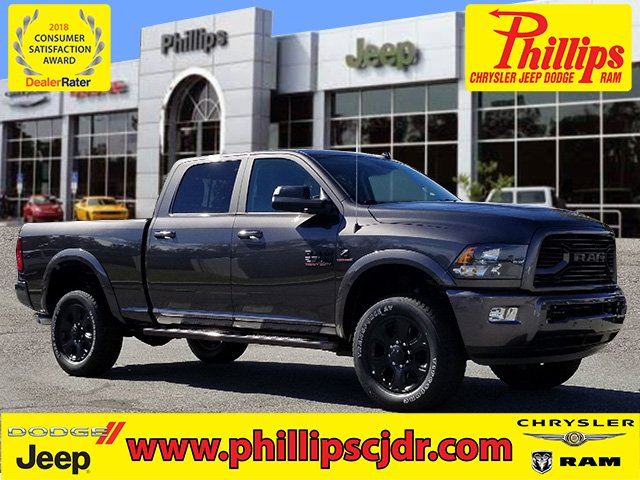 2018 Ram 2500 Crew Cab 4x4,  Pickup #181797 - photo 1