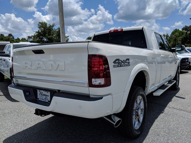 2018 Ram 2500 Mega Cab 4x4,  Pickup #181799 - photo 1