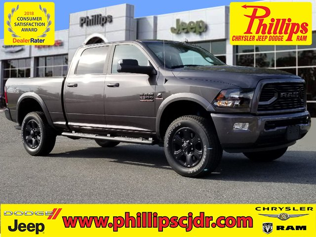 2018 Ram 2500 Crew Cab 4x4,  Pickup #181804 - photo 1