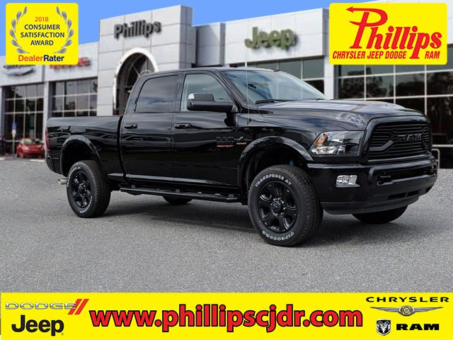 2018 Ram 2500 Crew Cab 4x4,  Pickup #181812 - photo 1