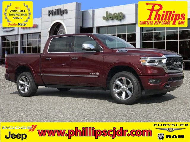 2019 Ram 1500 Crew Cab 4x4,  Pickup #190115 - photo 1