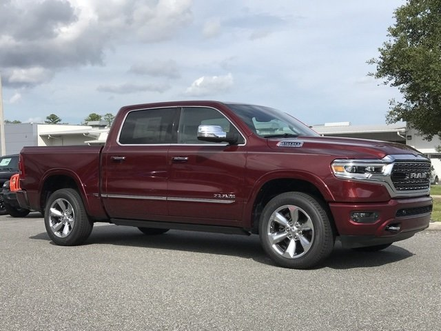 2019 Ram 1500 Crew Cab 4x4,  Pickup #190115 - photo 6
