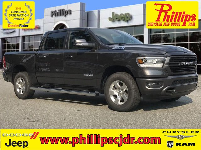 2019 Ram 1500 Crew Cab 4x4,  Pickup #190135 - photo 1