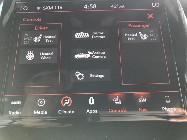2019 Ram 1500 Crew Cab 4x4,  Pickup #190135 - photo 6