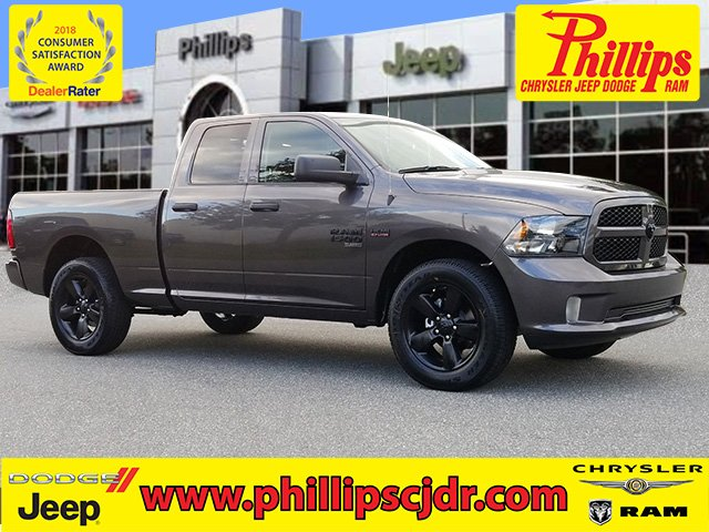 2019 Ram 1500 Quad Cab 4x2,  Pickup #190178 - photo 1