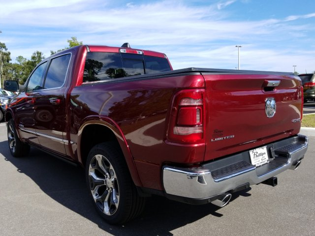 2019 Ram 1500 Crew Cab 4x4,  Pickup #190320 - photo 5