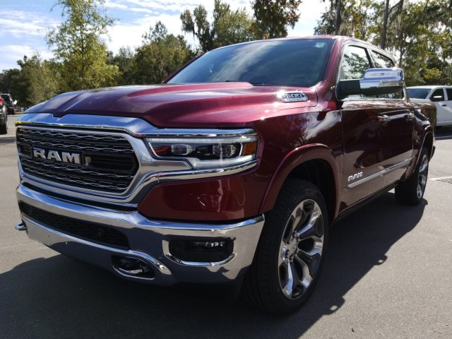 2019 Ram 1500 Crew Cab 4x4,  Pickup #190320 - photo 7