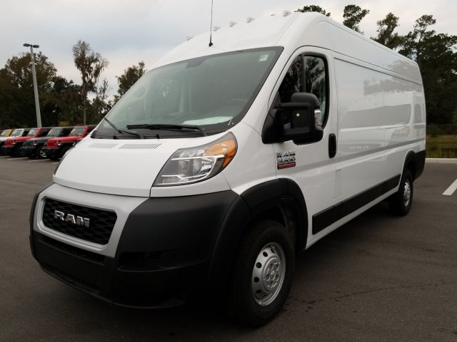 2019 ProMaster 3500 High Roof FWD,  Empty Cargo Van #190338 - photo 8